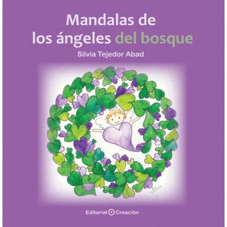 Mandalas de los ángeles del bosque