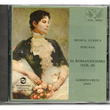 Música clásica peruana (El Romanticismo Vol. II)