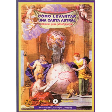 Cómo levantar una carta astral : manual para principiantes