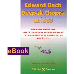 Edward Bach y Deepak Chopra unidos - eBook