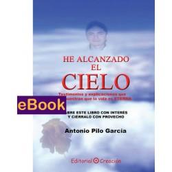He alcanzado el cielo - eBook