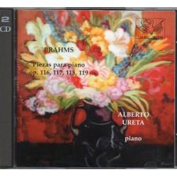 Alberto Ureta al piano