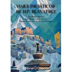 Viajes iniciaticos de H.P. Blavatsky